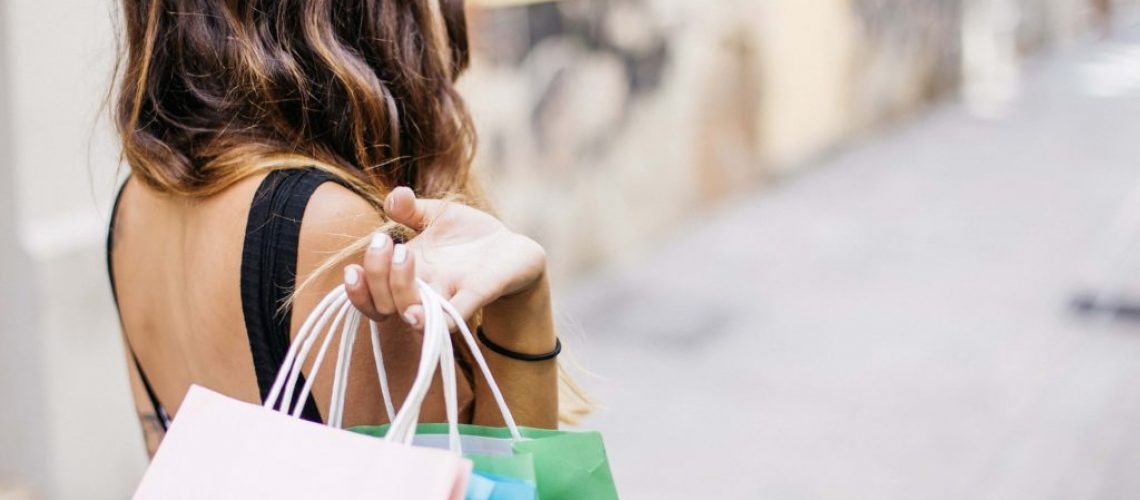 vente additionnelle sac shopping